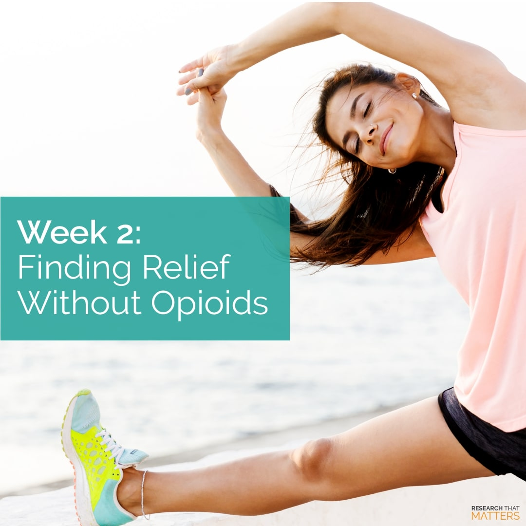 Read more about the article Finding Relief Without Opioids
