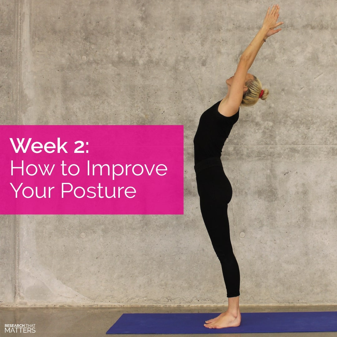 You are currently viewing How to Improve Your Posture