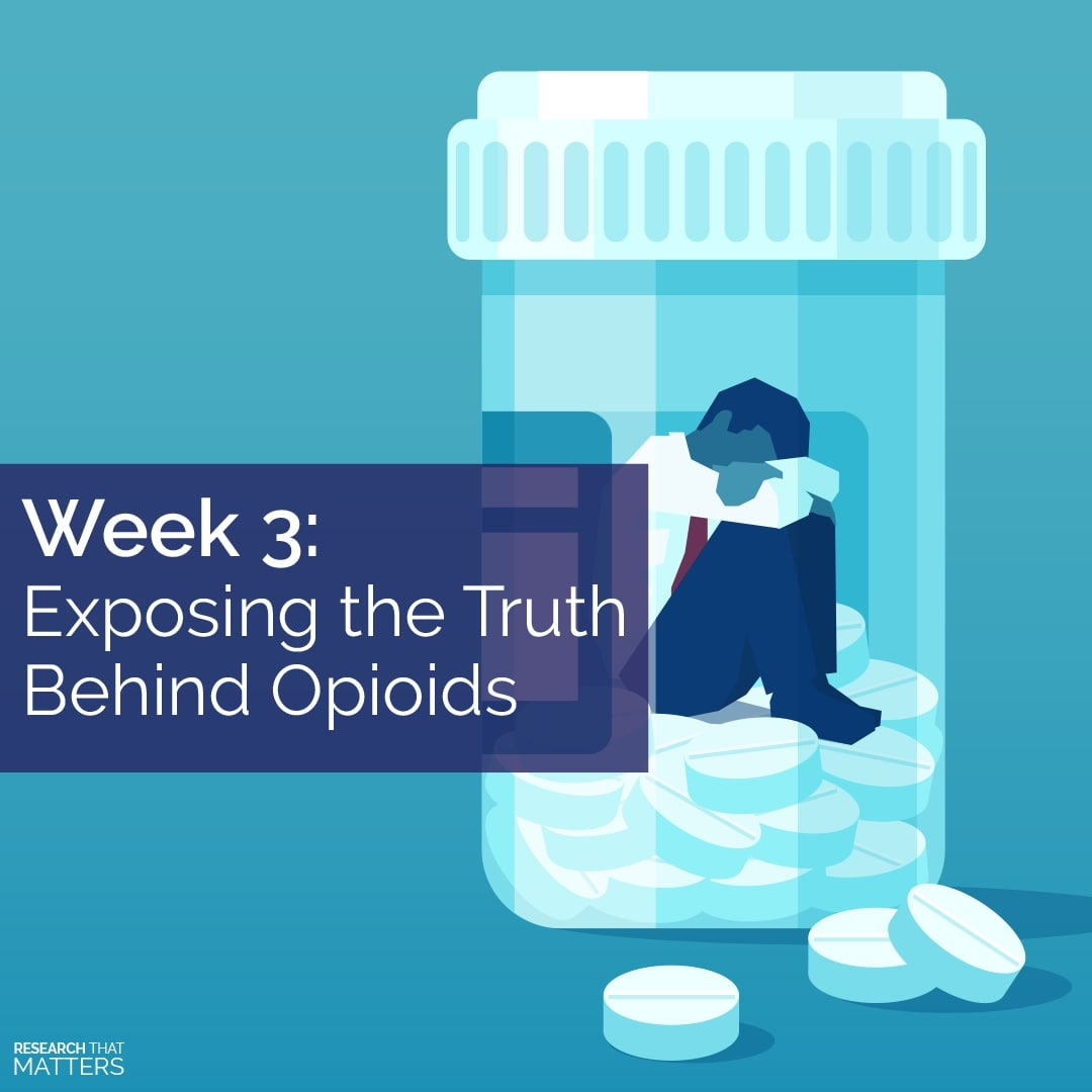 You are currently viewing Exposing the Truth Behind Opioids