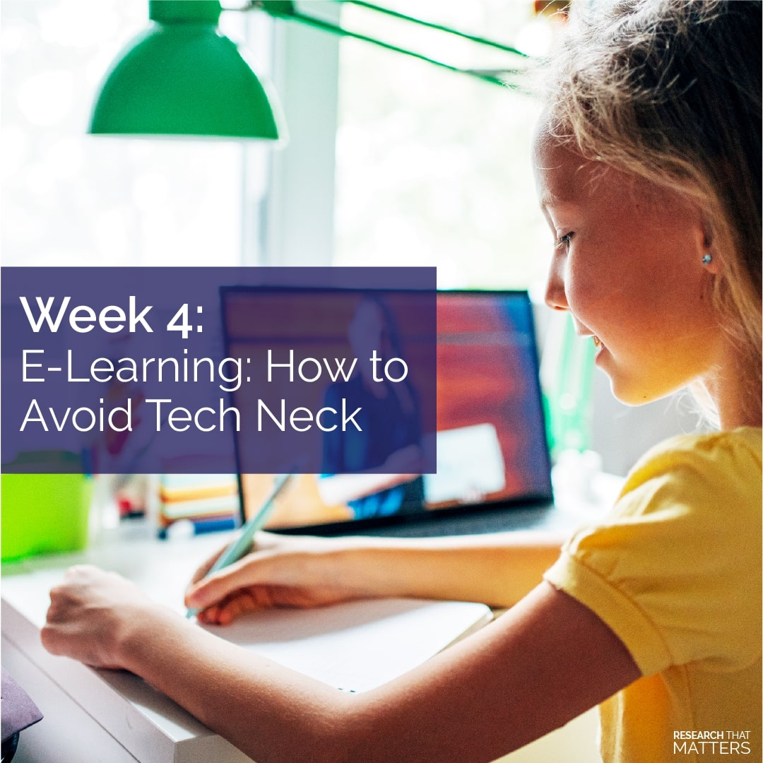 Read more about the article E-Learning: How to Avoid Tech Neck